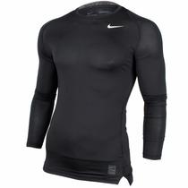 Camisa Nike Manga Longa Core Termica Compressao Original