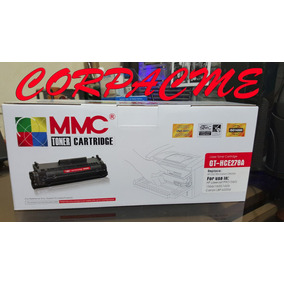 Toner Mmc 128- 278a Canon 4770-4450-4570 Hp1600-1560 Acme
