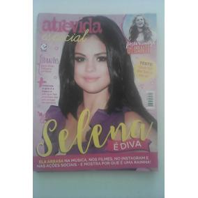 Especial Atrevida Selena Gomez Mega Poster