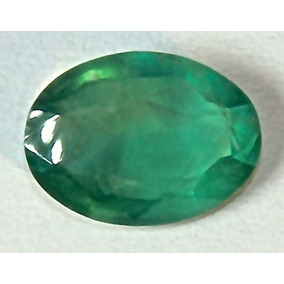 Rsp 3595 Esmeralda Colombiana Natural 9x6,7mm - 1,25 Ct