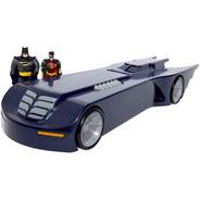 Nj Croce Batimovil Batman Animated Series Con Figuras