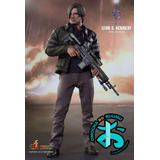 Leon S Kennedy - Resident Evil 6- Hot Toys - Envio Gratis