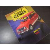Renault 4 Revista Mas Queridos Colombia 1 Tiempo