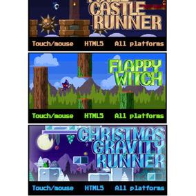 5 Jogos Capx Retro Pixel Nostalgia Para Construct 2