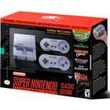 Oferta Consola Snes Super Nintendo Classic Mini Entrega Ya