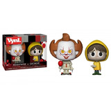 Stephen King Funko Vynil - It - Georgie And Pennywise