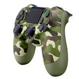 Control Ps4 Camuflado Verde