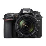 Nikon Cámara Reflex D7500 Dx Con Lente 18-140mm F/3.5-5.6 G
