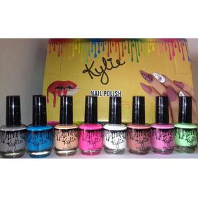 Pintura De Uñas Esmaltes Kylie Variedad De Colores