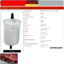 Filtro De Combustível - Golf Iv 1.8 Todos