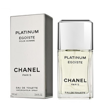 Platinum Egoiste Chanel Caballero 100 Ml Nuevo Garantizado