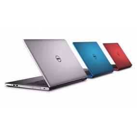 Notebook Dell Inspiron 17 5755 Amd A8 12gb 2tb W8.1 Dvdrw