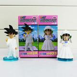 Enfeite Topo Bolo Casamento Goku Chi Chi Dragon Ball Z