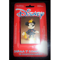 Muñecos Disney Armables Minnie Mouse Nueva Cerrada Blister