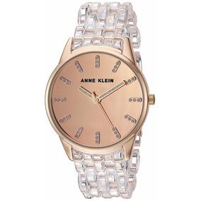 Nuevo Reloj Anne Klein Original Mod Ak2616clrg