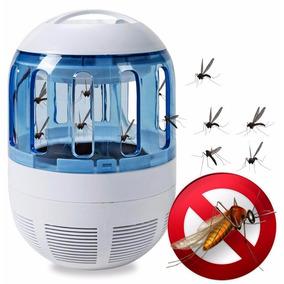 Mata Mosquito Dengue Pernilongos Insetos 6 Leds Bivolt
