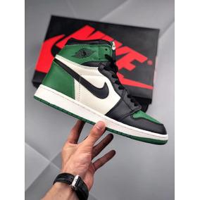 Air Jordan 1 Aj1 Pine Green 555088-302 Aj1