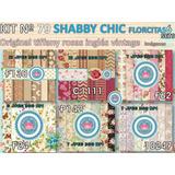 Kit Imprimible X 6 Sets Shabby Chic P/ Latas Cajas Forros