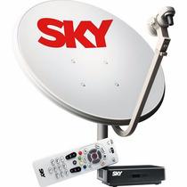 Kit Sky Pré Pago Flex Completo Preço Imbatível ! Compre Ja!!