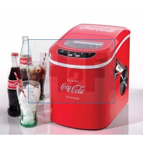 Broca Maquina Para Hacer Hielo Nostalgia Electrics Coca Cola