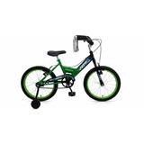 Bicicleta Nene Rodado 16 Gribom Con Ruedas Aguirrezabala