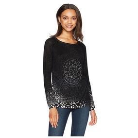 Sweater Etnicos - Sweaters Mujer en Mercado Libre Chile 0ac7f356bf87