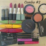 Combo 21 Productos De Maquillaje Mac, Clinique
