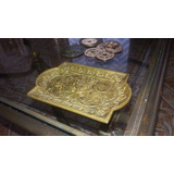 Antiguo Adorno Bronce