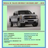 Manual De Taller Haynes Chevrolet Silverado 2007-2010
