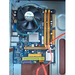 Subasta Targeta Madre Amd Dual Core G31d-m7,version 8.0 Neg