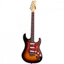 Guitarra Strato 3s Mg32 Sunburst Memphis By Tagima