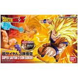 Figure Rise Super Saiyan 3 Goku, Dragon Ball, Envio Gratis