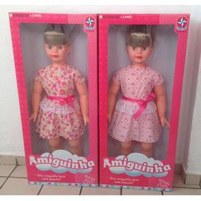Duas Bonecas Amiguinha Estrela Promoção
