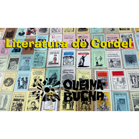 Literatura De Cordel - 35 Folhetos
