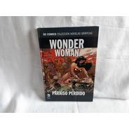 Wonder Woman Paraíso Perdido Dc Comics Salvat