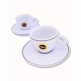Conjunto Com 6 Xícaras De Espresso Villa Café