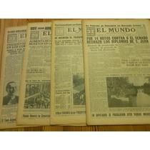 Diarios El Mundo Desde 1928 Hasta 1939