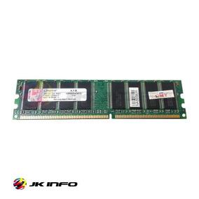 Memoria Kingston Ddr400 1gb Modelo Kvr400x64c3a/1g
