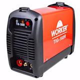 Maquina Inversora De Solda Eletrodo E Tig 160r 220v - Worker