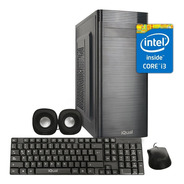 Pc Armada Iqual Intel Core I3 9na 8gb 1tb Perifericos Cuotas