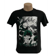 Camiseta Boku No Hero Academia - My Hero Academia - Unissex