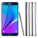 Samsung Galaxy Note 5 64gb Nuevo + Caja Sellada + Garantía