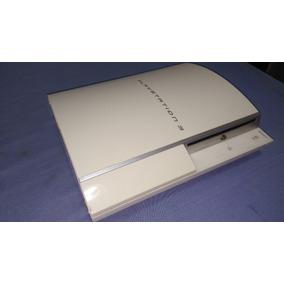 Ps3 Fat Branco Playstation 3 Hd