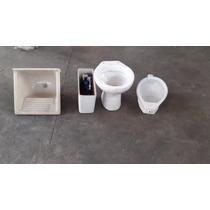Mictórios, Vasos Sanitários E Pia Para Lavar Roupa
