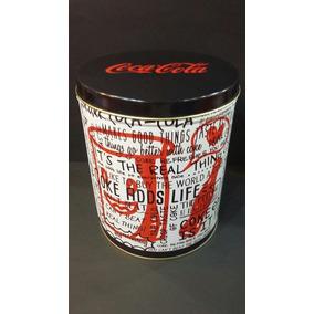 Lata De Coca Cola Original