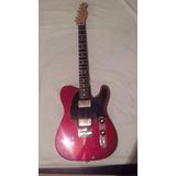 Guitarra Electrica Fender Blacktop Telecaster Hh