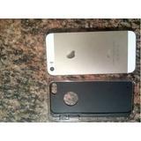 Iphone 5s Gold Dorado Impecable Versión *ios11.2.6