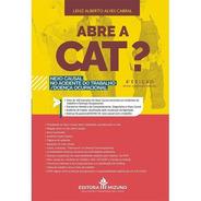 Livro Abre A Cat? - 6ª Edição Inss Mpt Mais De 100 Exemplos