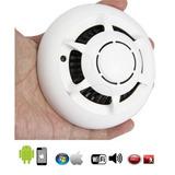 Sensor De Humo Cámara Oculta Wifi Hd Sensor De Movimiento