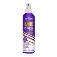 Origem Loiro Perfeito Creme P/ Pentear Spray 300ml